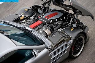 Mercedes slr 722 engine - صور محرك مرسيدس slr 722