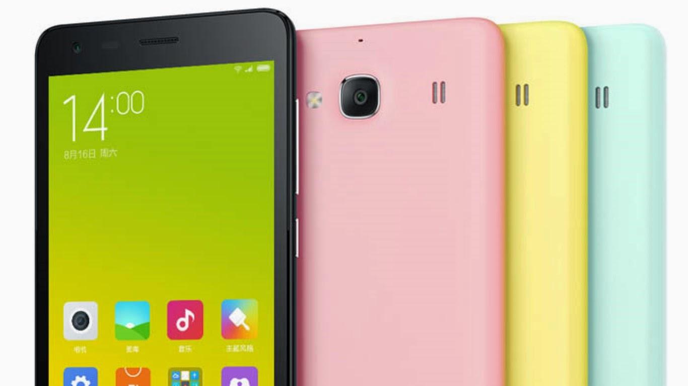 HP 4G LTE Murah Terbaik - Xiaomi Redmi 2