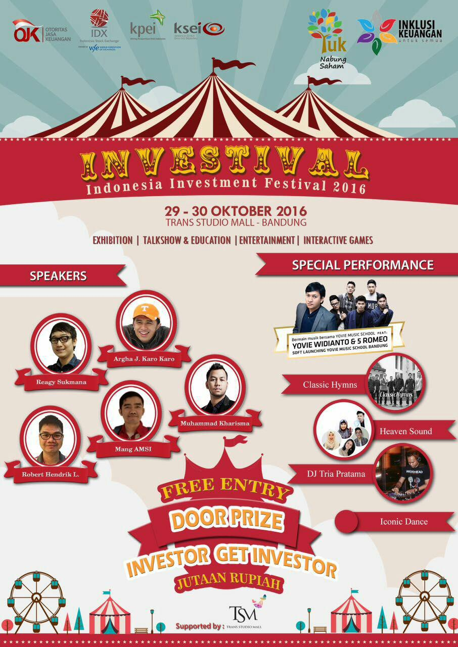 Event INVESTIVAL 2016