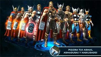 descarga el juego de Thor: EMO el juego oficial gratis