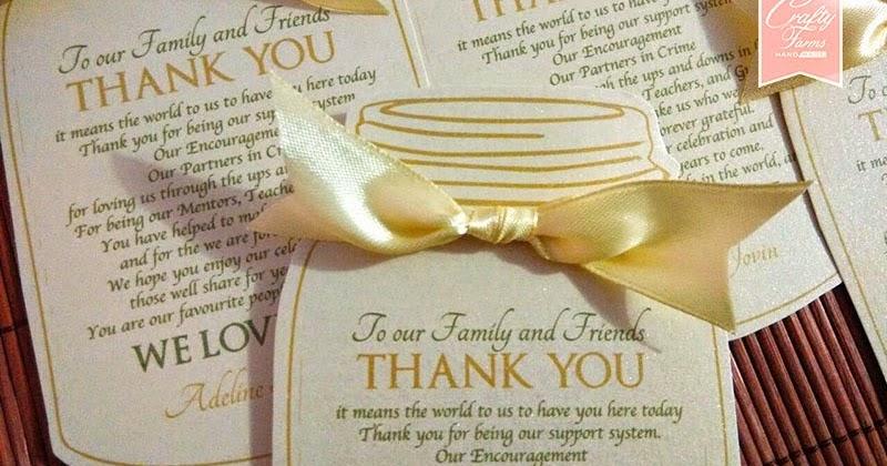 Wedding Gift Card Malaysia : Wedding Card Malaysia Crafty Farms Handmade : Romantic Mason Jar ...