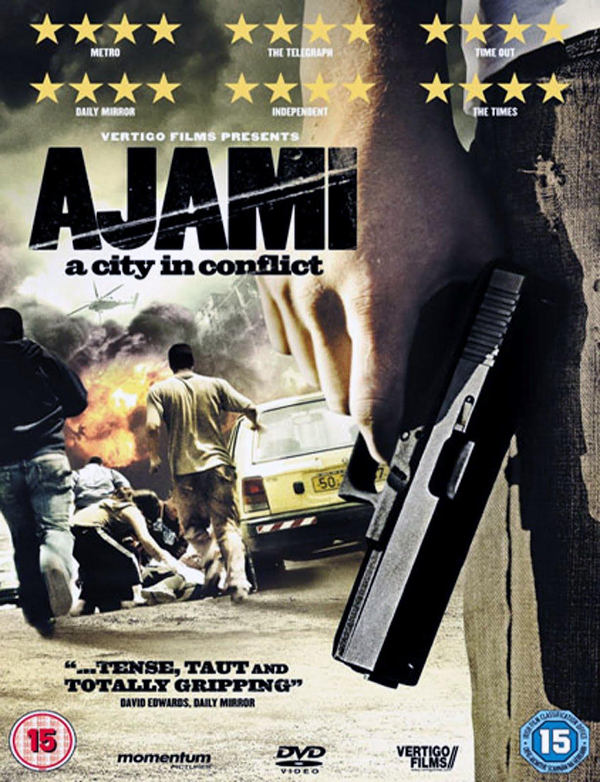 Ajami Poster