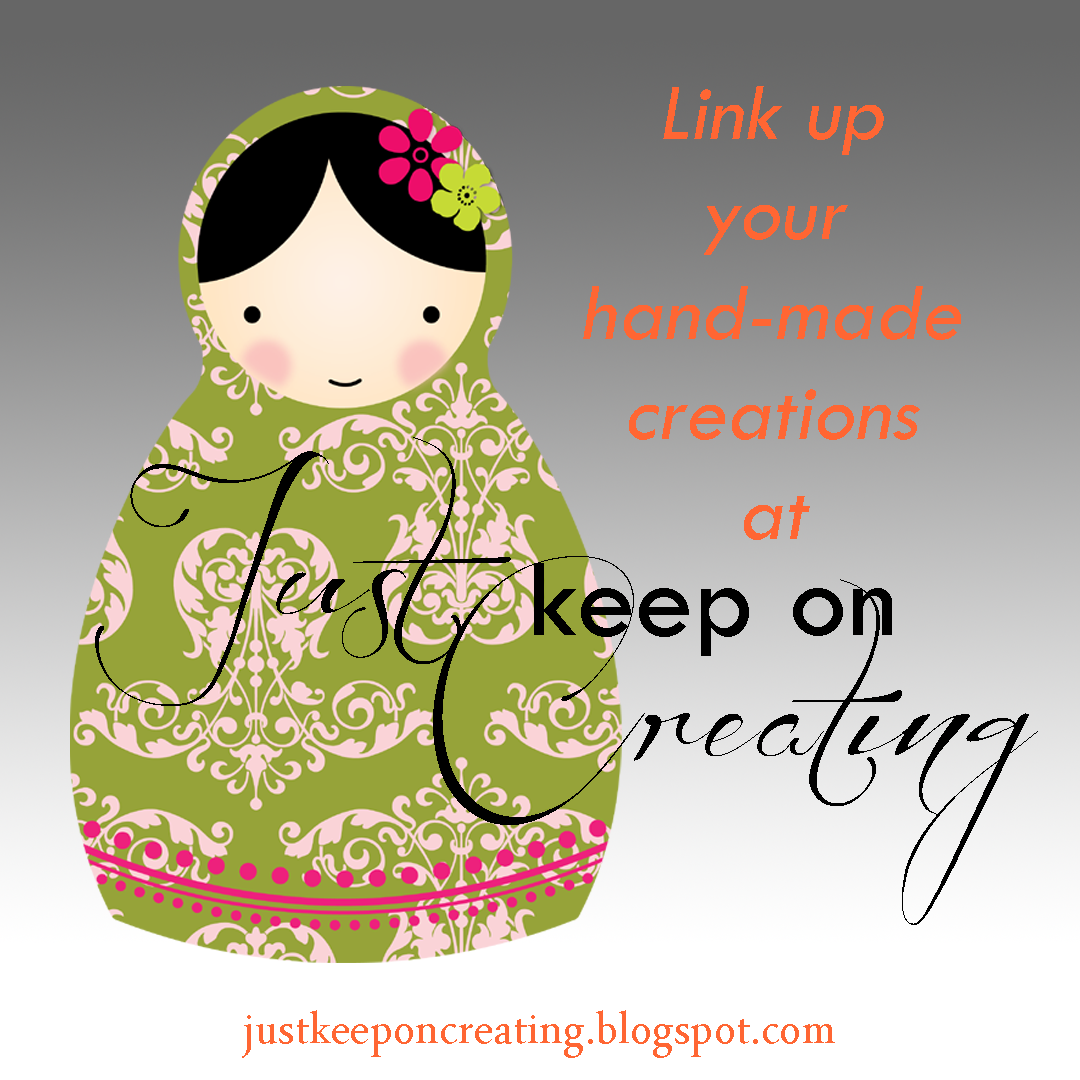 link-up your creations here, Anything goes