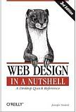 Web design in a nutshell - 3rd edition