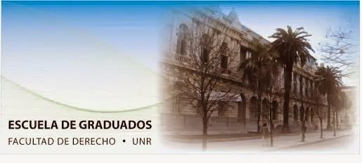 CARRERAS / CURSOS / JORNADAS DE POSGRADO  FACULTAD DE DERECHO UNR
