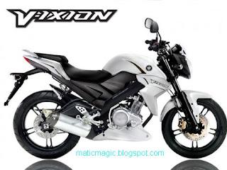 New Vixion 2013