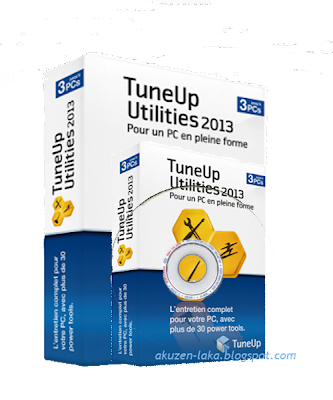Free Download TuneUp Utilities 2013  Full Version