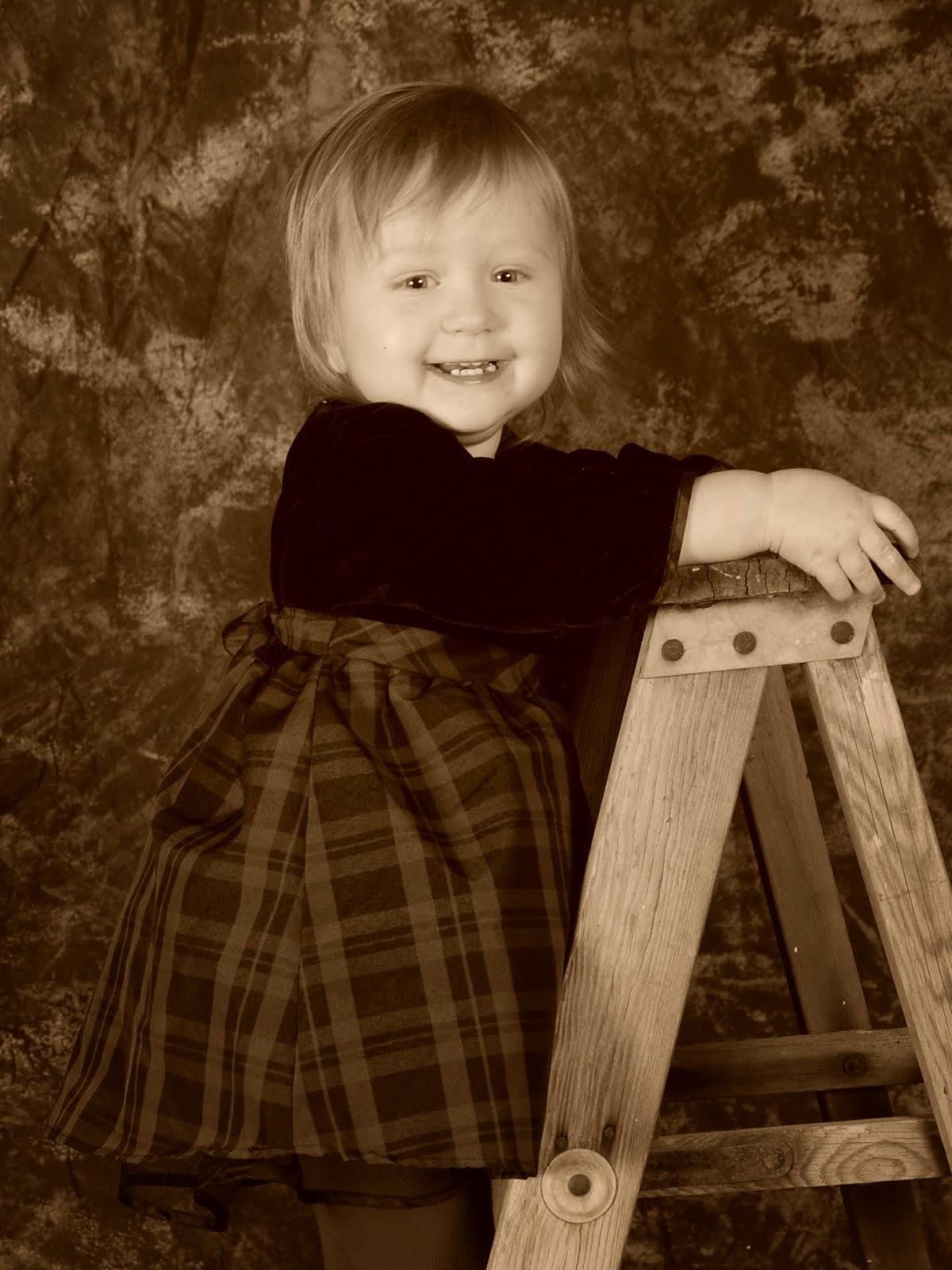 Market Toddler ~ Sadie Sosnicki!