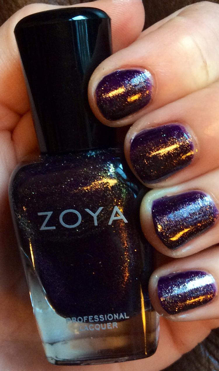 Zoya Nail Polish India - Creative Touch