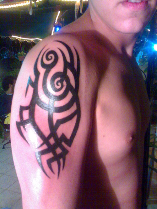 tribal tattoos -40