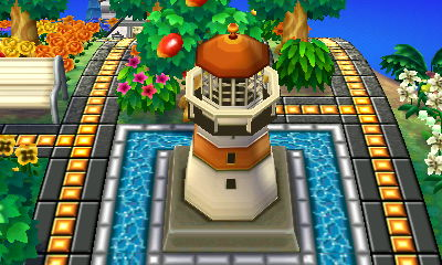 Animal crossing new leaf events happy home designers for Modern house acnl