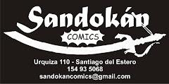 Sandokán Comics