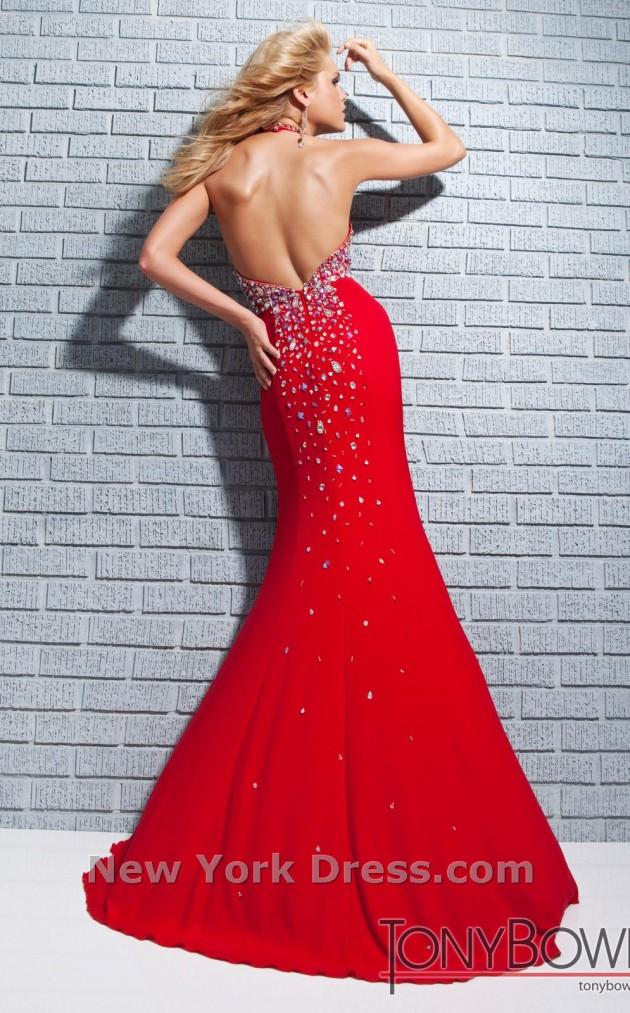 Increibles vestidos de fiestas largos  | Moda sin espalda