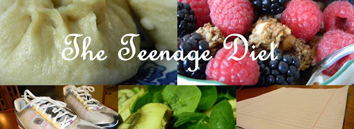 The Teenage Diet