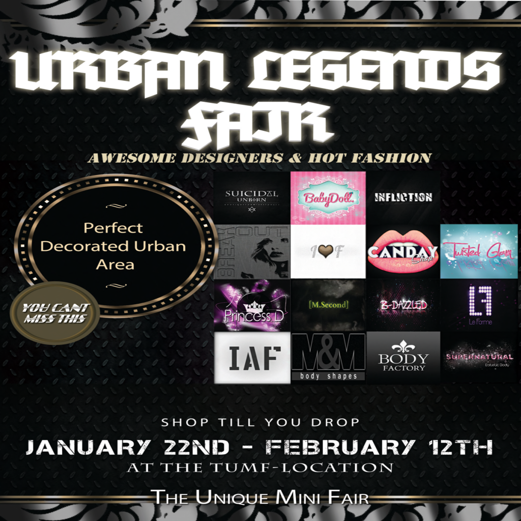 Urban Legends Fair