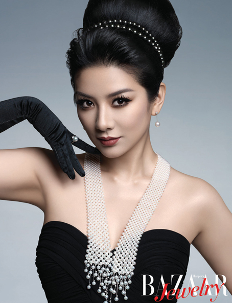 CRYSTAL HUANG - TOP 10 BEST PHOTO
