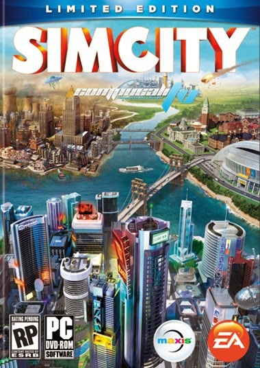 SimCity 5 Deluxe Edition PC Full Español