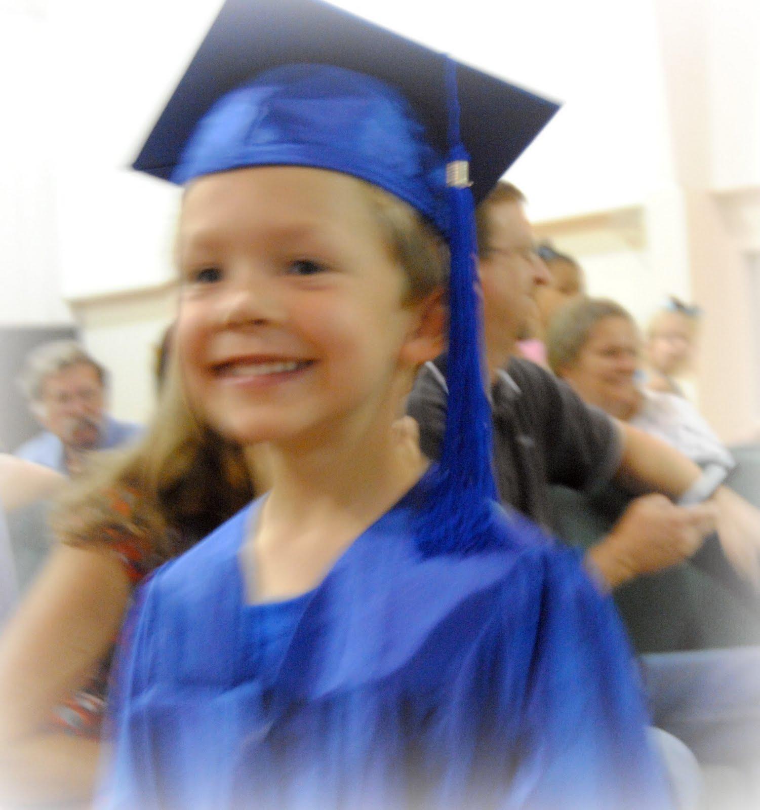 Team Daspit: Preschool Graduation