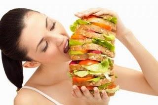 makanan berikut bisa mengontrol rasa lapar