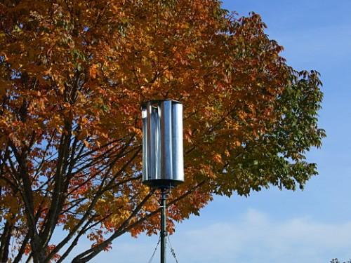 ... with wind potential, a homemade wind turbine might be a good idea