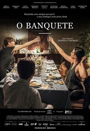 O Banquete Filmes Torrent Download capa