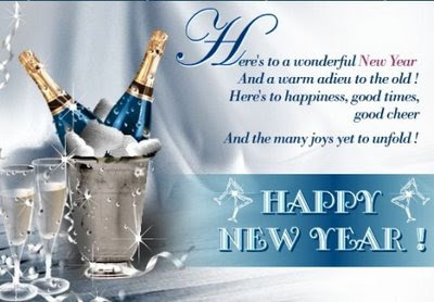 Advance Happy New Year 2013 SMS