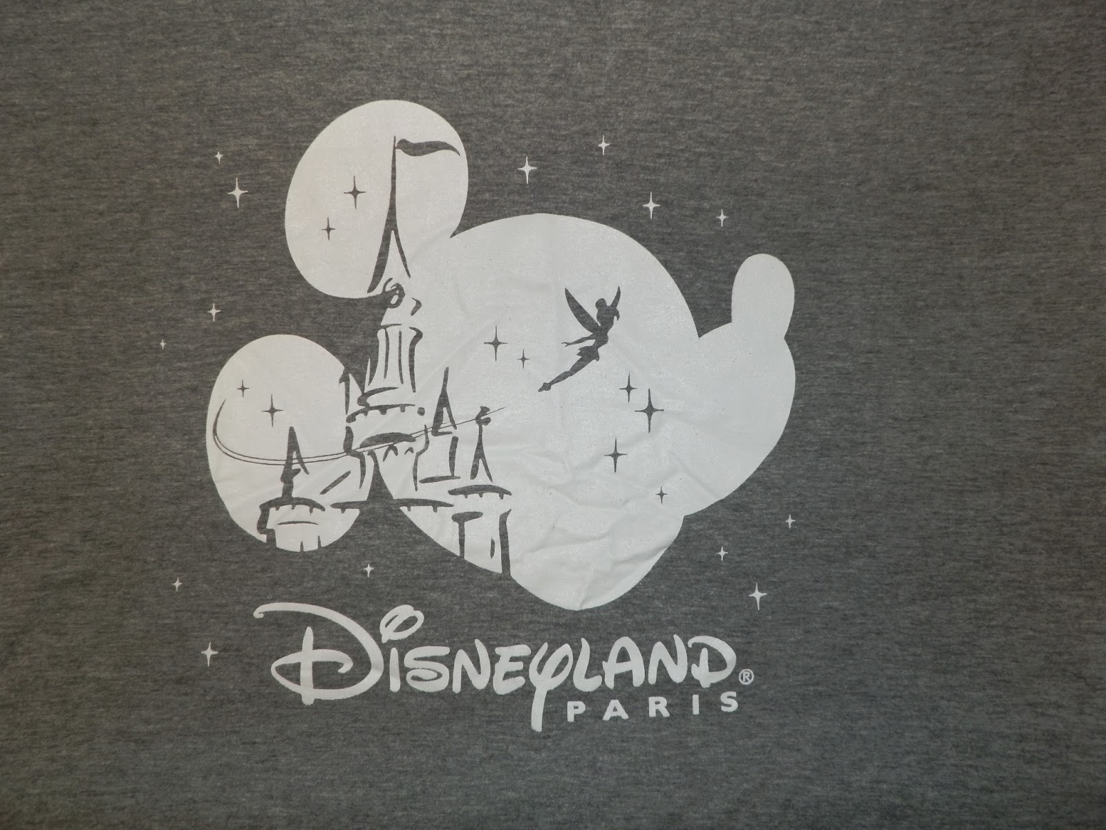 Disney Vacation Kingdom Disneyland Paris T Shirt