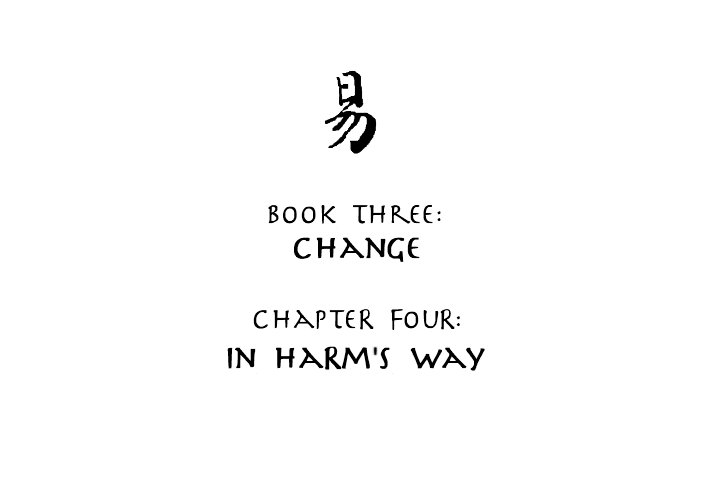 The legend of Korra Book 3 Episode 4 Chapter Title Sequence
