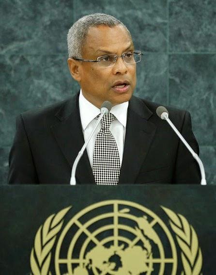 Dr. José Maria Neves, Primeiro-Ministro de Cabo Verde