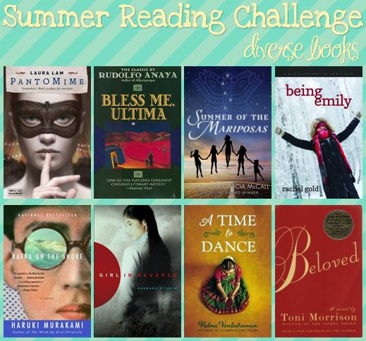 Summer Reading Challenge 2014