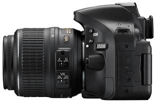 Harga terbaru NIKON D5200