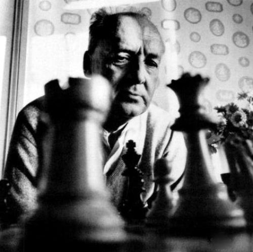 Au-delà de l'écriture, Vladimir Nabokov a dédié sa vie aux échecs © Chess & Strategy