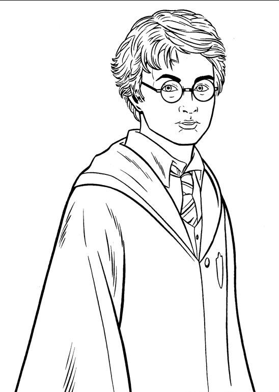 Harry Potter Ausmalbilder Harry Potter Zum Ausmalen Ausmalbilder