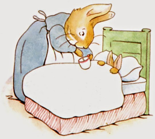 How to Train Yourself to Illustrate Children's Books - Beatrix Potter, Peter Rabbit