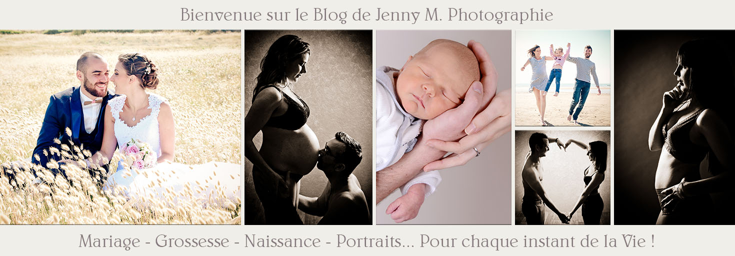 Jenny M. Photographie photographe mariage bébé portrait vendée 85 située à La Chaize le Vicomte