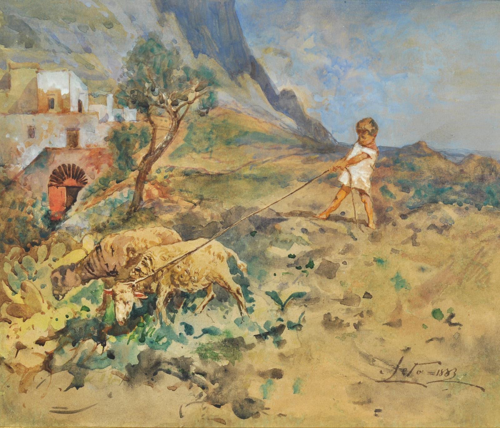 Antonino Leto Capri