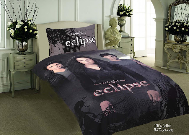 Twilight Saga Bedroom Decor