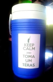 Adesivo Keep Calm