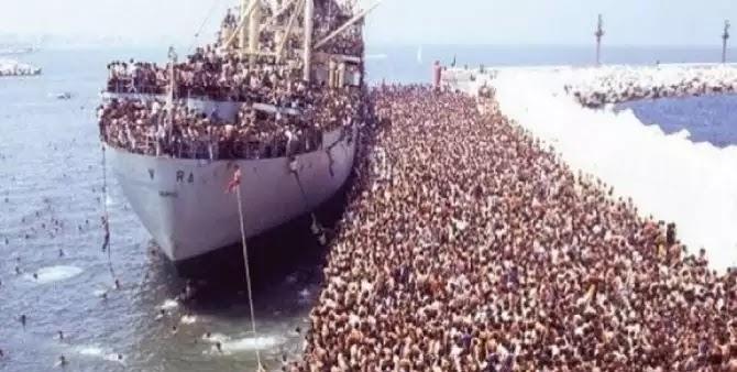 Έρχεται μεγάλη εισβολή στην Ελλάδα!!