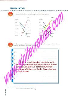 6.Sinif  Turkce Doku Yayinlari Ogrenci Calisma Kitabi Sayfa 26