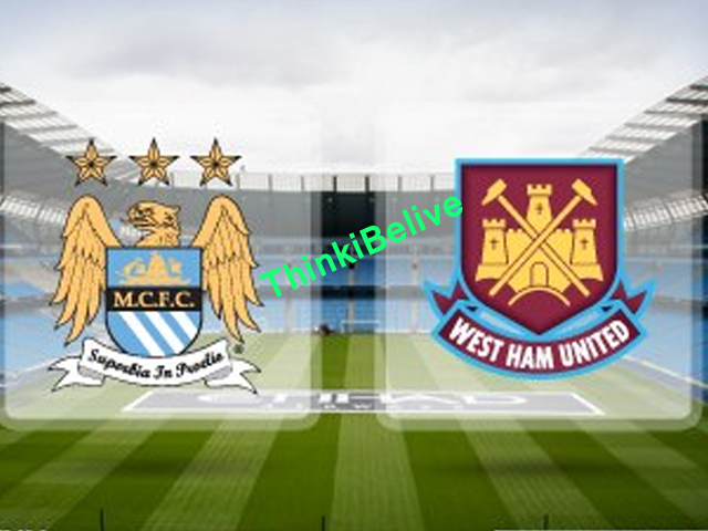 Prediksi Bola Manchester City VS West Ham 19 April 2015