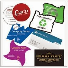 Custom shape business cards october 2013 folded that give a classy and elegant appear attractive designs are essential for establishment of your company custom shaped business cards might be colourmoves
