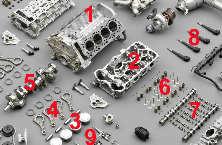 F10 M5 Car Blog  The Otto Engine