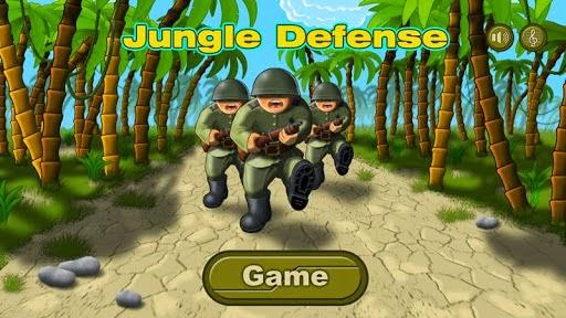 Jungle Defense v1.0 Unlimited Gold