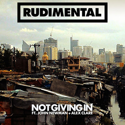 Rudimental - Not Giving In (feat. John Newman & Alex Clare) Lyrics