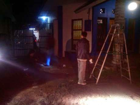 Kantor Detik Bandung Dilempar Molotov