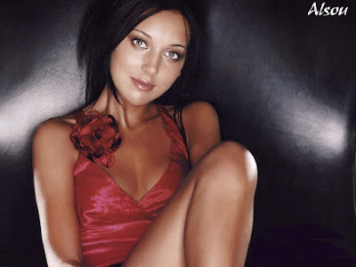 Alsou Hot Wallpaper