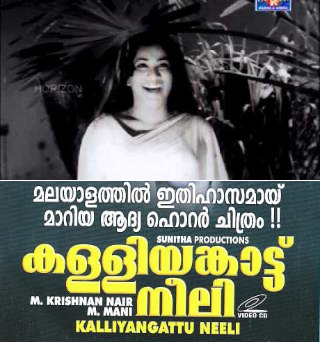 Kalliyankattu neeli .. Malayalam pretham  ghost movie poster