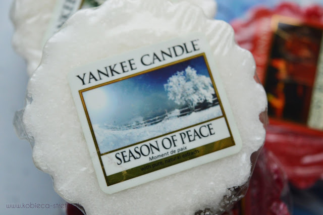 Zapachy idealne na zimę od Yankee Candle i Kringle Candle