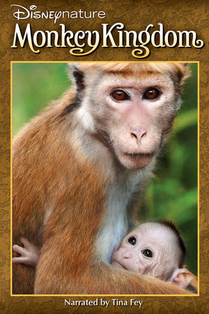 Poster Monkey Kingdom 2015